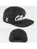 Cayler & Sons Snapback Cap Colombia schwarz