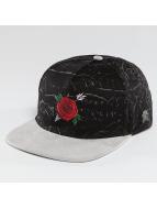 Cayler & Sons Snapback Cap Rosewood schwarz