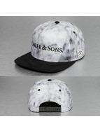 Cayler & Sons Snapback Cap White Label Infinity weiß
