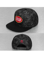 Cayler & Sons snapback cap Blunted 2-Tone zwart