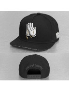 Cayler & Sons snapback cap Pray For zwart
