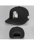 Cayler & Sons snapback cap Pray For zwart