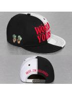 Cayler & Sons snapback cap The World Is Yours zwart