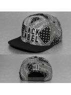 Cayler & Sons snapback cap Black Label Bumrush zwart