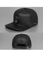 Cayler & Sons snapback cap Black Label Lockdown zwart