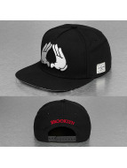 Cayler & Sons snapback cap White Label Brooklyn Classic zwart