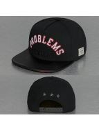 Cayler & Sons snapback cap White Label Problems zwart