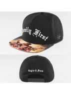 Cayler & Sons snapback cap Family First zwart