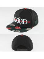 Cayler & Sons snapback cap Good Life zwart