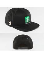 Cayler & Sons snapback cap Whatssmonkin zwart