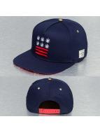 Cayler & Sons Snapback Caps Budz n Bluntz blå