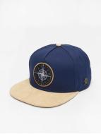 Cayler & Sons Snapback Caps Navigating blå