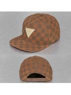 Cayler & Sons Snapback Caps Label brazowy