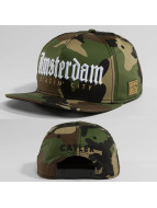 Cayler & Sons Snapback Caps WL Amsterdam camouflage