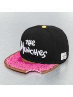 Cayler & Sons Snapback Caps Munchies czarny