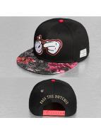 Cayler & Sons Snapback Caps Green Label A-Dam Kush czarny
