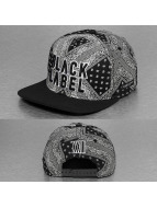 Cayler & Sons Snapback Caps Black Label Bumrush czarny