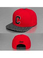 Cayler & Sons Snapback Caps GLD Label Cee Classic czerwony