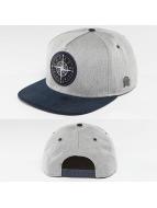 Cayler & Sons Snapback Caps Navigating grå