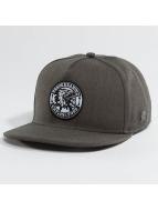 Cayler & Sons Snapback Caps Classic Brave grå