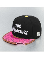 Cayler & Sons Snapback Caps Munchies musta