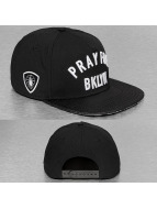 Cayler & Sons Snapback Caps White Label Pray for BKNY musta
