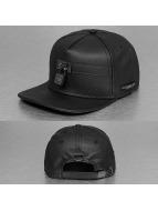 Cayler & Sons Snapback Caps Black Label Lockdown musta
