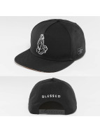 Cayler & Sons Snapback Caps Blessed musta