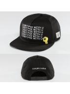 Cayler & Sons Snapback Caps Black Board musta