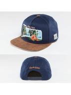 Cayler & Sons Snapback Caps Greetings From Hawai niebieski