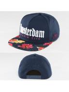 Cayler & Sons Snapback Caps Amsterdam niebieski