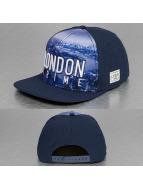 Cayler & Sons Snapback Caps White Label London Skyline sininen