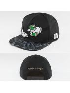 Cayler & Sons Snapback Caps God Given svart