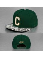 Cayler & Sons Snapback Caps GLD Label Cee Benjamins vihreä
