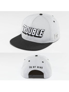 Cayler & Sons Snapback Trouble gris