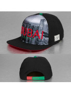 Cayler & Sons Snapback White Label Dubai Skyline noir