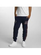Cayler & Sons Spodnie do joggingu Bucktown niebieski