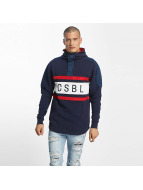 Cayler & Sons Sweat capuche CSBL Good Day Half Zip bleu