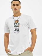 Cayler & Sons T-paidat WL Purple Swag valkoinen