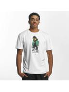 Cayler & Sons T-paidat Siggi Sports valkoinen