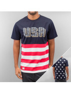 Cayler & Sons T-Shirt United We Stand blau