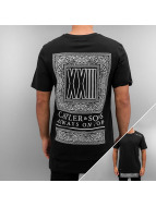 Cayler & Sons T-shirt Black Label Bumrush Long nero