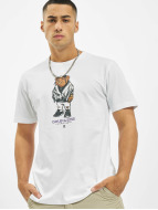 Cayler & Sons T-shirt WL Purple Swag vit