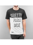 Cayler & Sons T-Shirt Ghetto Paradise weiß