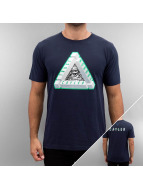 Cayler & Sons T-shirtar White Label Triangle Of Trust blå