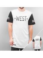 Cayler & Sons T-skjorter West hvit