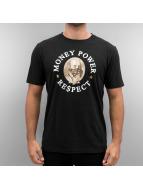 Cayler & Sons T-skjorter White Label Money Power Pespect svart