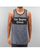Cayler & Sons Tank Tops Crimes harmaa
