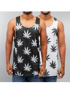 Cayler & Sons Tank Tops Best Budz Reversible musta