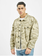 Cayler & Sons Trucker Jacket Beige
